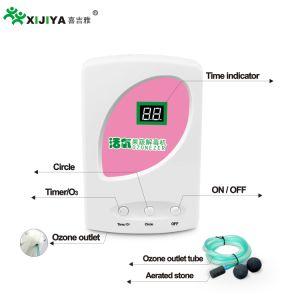 Temporizador de repetição automática gerador de ozono para a purificação do ar em casa