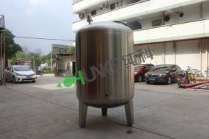 Fabbrica calda della Cina del serbatoio dell'acqua dell'acciaio inossidabile di vendita 2t