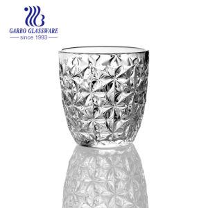 Nuevo diseño de Whisky de buena calidad de la copa de cristal (GB045308LJH)
