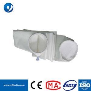 Polyester-Staub-Sammler-Filtertüte des 100% Filter-Gewebe-HEPA für Zementindustrie