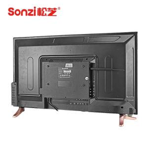 43 Inchi intelligenter LED Fernsehapparat mit Hartglas-Unterstützungs-Soem-ODM