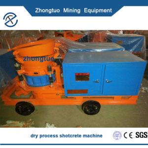 Asciutto-Mescolare la macchina dello Shotcrete del Gunite nella costruzione di estrazione mineraria