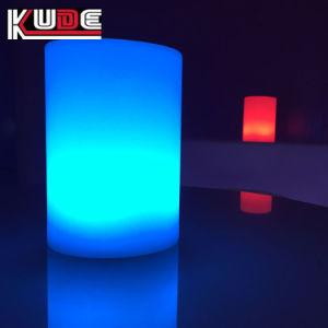 LED lámpara pie Lámpara de mesa Mini lámpara de cilindro pequeño Hotel