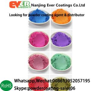 Ralは砂の質のペンキの静電気のスプレーの粉のコーティングを着色する