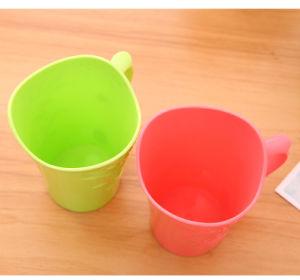 Design de boa qualidade da água de plástico caneca