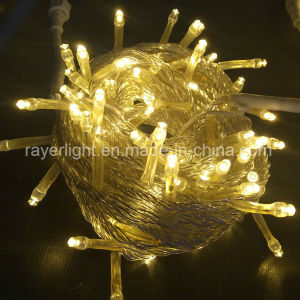 セリウムが付いているLEDのクリスマスの装飾の照明カーテンストリングライト