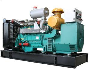 Generatore famoso 125kVA del biogas del motore del generatore 100kw del biogas della fabbrica della Cina