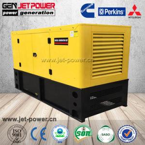Generatore elettrico diesel del generatore silenzioso eccellente 100kVA 80kw 60kVA 48kw da vendere