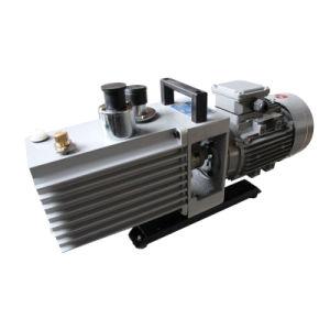 2xz double stade de la pompe à vide rotative à ailettes