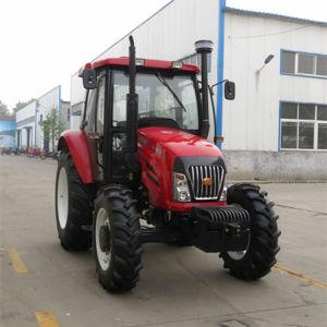 China Fornecedor profissional de 100CV trator 4WD com preço perfeito