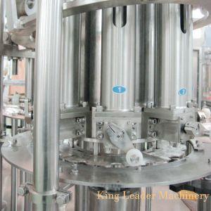Aloeのフルーツジュースの洗浄の満ちるシーリング4in1機械