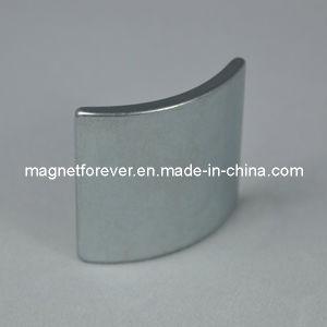 Редкоземельные Arc форму мотора магнита