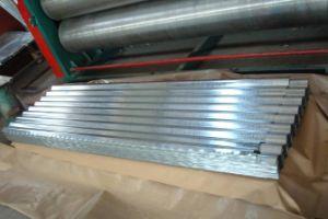 L'intérieur recouvert de zinc Feuille de panneaux muraux de panneaux muraux en acier galvanisé