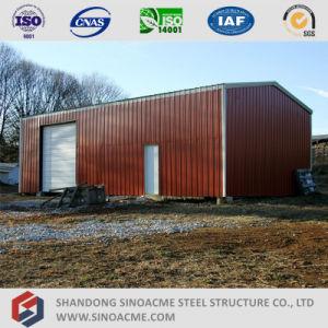 Sinoacme estructurales prefabricados de estructura metálica de acero de construcción