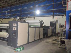 Máquina laminadora de recubrimiento de TPU para tela/ Convergencia Puff/ Contador (JYJ)