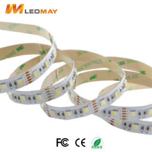 La migliore striscia flessibile 72LEDs RGBW della striscia 4in1 5050 LED del LED impermeabilizza Ledstrips