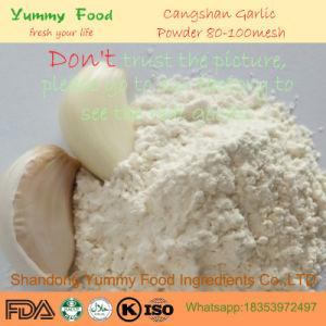 2018新しいCangshanの水分を取り除かれるか、または乾燥した高い味のユダヤの純粋なニンニクの粉100-120