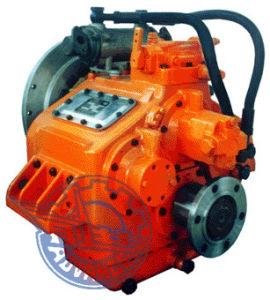 1500-2500 rpm Marine Caja de velocidades (MB170)