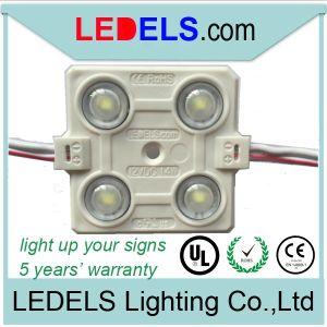 LED para letras de canal signos 1.4W Everlight 12V LED SMD2835 Módulo 4UL
