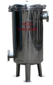 Drinkwater dat de Wasbare Filter van de Zak zuivert