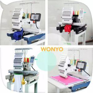 Wonyo einzelne Hauptstickerei-Maschine mit Sequin-Funktion