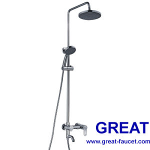 浴室Shower MixerおよびShower Column