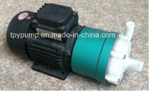 Het Plastic Materiaal van Cq Geen Verbinding Geen Magnetische Pomp van de Lekkage
