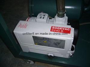PLC Machine van de Filtratie van de Olie van de Verrichting de Automatische Diëlektrische (zyd-50)