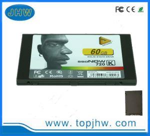 Высокой квалификацией SSD 2,5 SATA3 60ГБ твердотельного накопителя на жестком диске