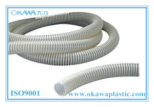 AgricultureおよびIndustryのための2015年のPVC Clear Suction Hose