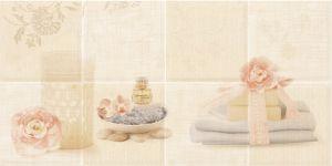 De hete Tegel van de Muur van de Oppervlakte van de Verkoop Glanzende Verglaasde Ceramische voor Badkamers
