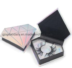 Etiqueta Privada OEM 25mm 3D Falso Eyelash naturais fibras 100% Martas Real Cílios
