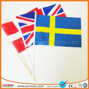 カスタム安い屋外広告のデジタル印刷ポリエステルフラグの旗