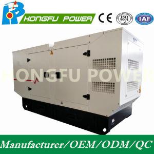 640KW 800kVA motor Cummins Diesel marca Hongfu alternador con el tablero digital
