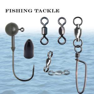 La pesca aborda Rolling gira y capturas de pesca de tungsteno de los pesos y calibre jefes Terminal Pesquera abordar Accesorios