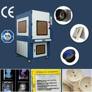 Macchina UV della marcatura del laser di alta precisione 7W