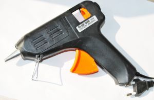 Elektrische heiße Schmelzkleber-Gewehr 60W für Masseverbindung
