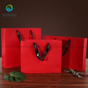 Grossiste pliable colorés des sacs en papier de cadeau pour la nouvelle année présent