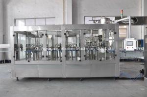 Entièrement automatique de jus à saveur de la ligne de production