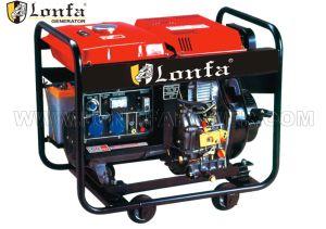 5kVA stabiele Draagbare Diesel Generator met Wielen