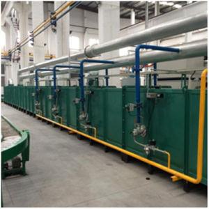 LPG 12kg 실린더를 위한 정상화하는 열처리 로