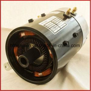 Kds Reversible de pulido de alto par motor de CC Zqs48-3.8-T 48V-3.8kw profesional para los vehículos eléctricos