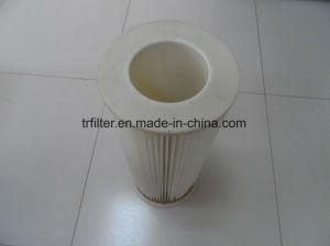 O elemento do filtro de ar de poliéster Amano o Cartucho do Filtro de Ar