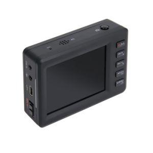 Beweglicher mobiler Spieler-Schreiber Mini-DVR mit verdrahteter Controler LCD Bildschirm-Bildschirmanzeige