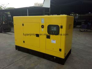 66kVA 53KW a Cummins equipado para Resfriamento da Água Diesel Conjuntos Genereator silenciosa
