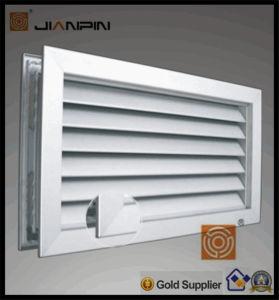 Grelha de Porta de qualidade anodizado grelha de ar para ar de retorno da porta