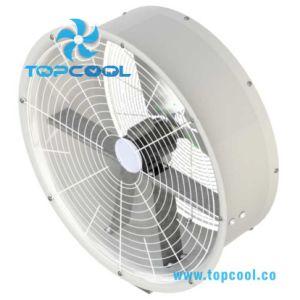 Reciclaje de alta calidad ventilador Poly FRP 36 para el ganado