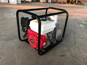 Bomba de Água a gasolina de 2 Polegadas com 5HP bomba de água para irrigação agrícola