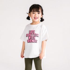 Vestuário de crianças crianças impresso T Shirt roupas