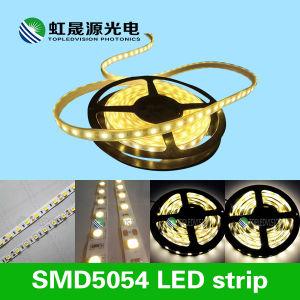 Tira los 96LEDs/M del alto brillo SMD5054 LED los 23W/M